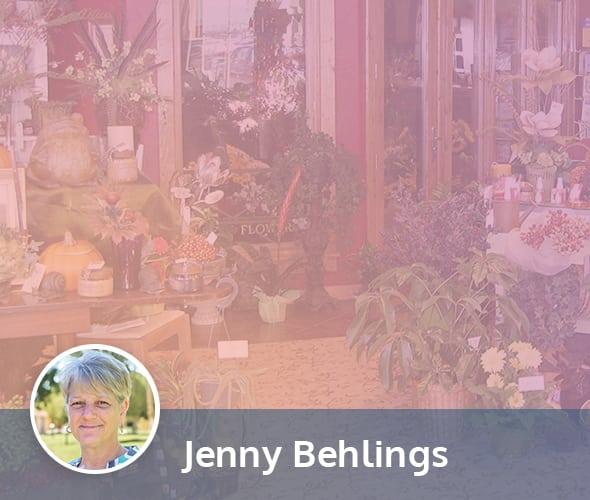 Jenny's Floral Success Story