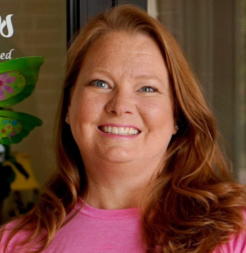 Kambra Bacon, owner of Prosper Blooms