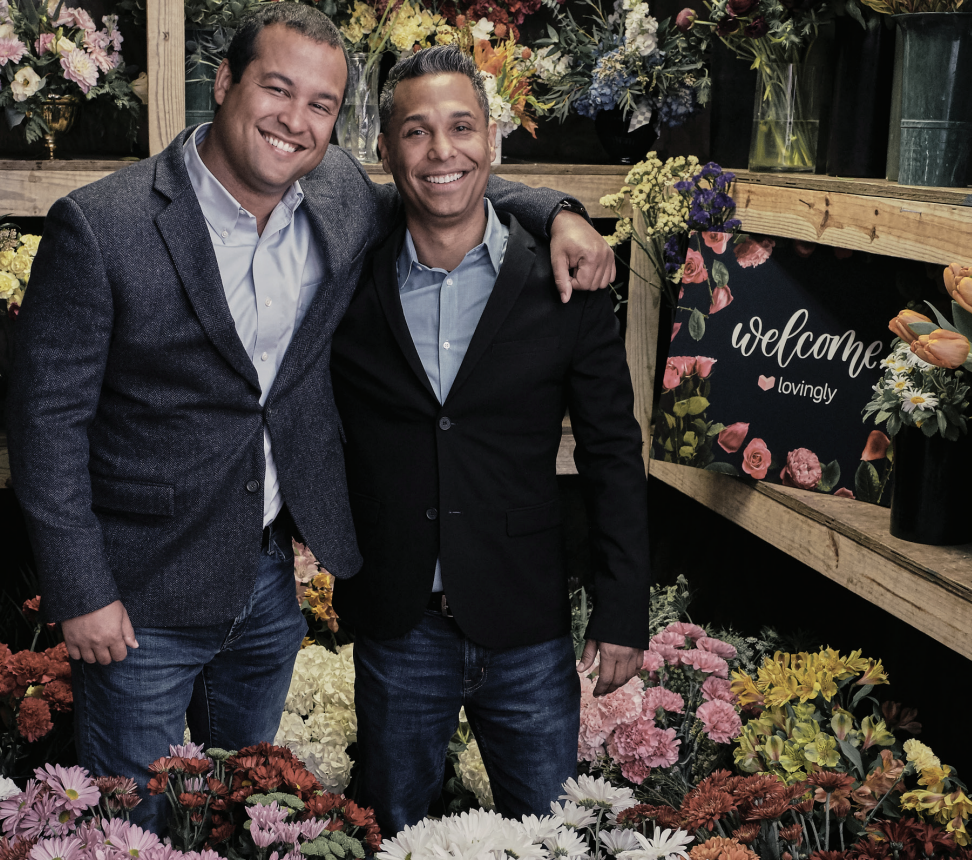 Founders of Lovingly Ken Garland and Joe Vega share how they've evolved their business while innovating the floral industry.