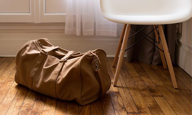 Duffel bag gift for men