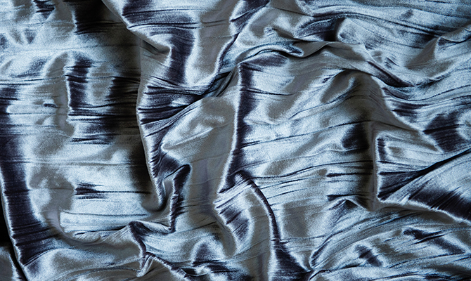 Silk fabric gift