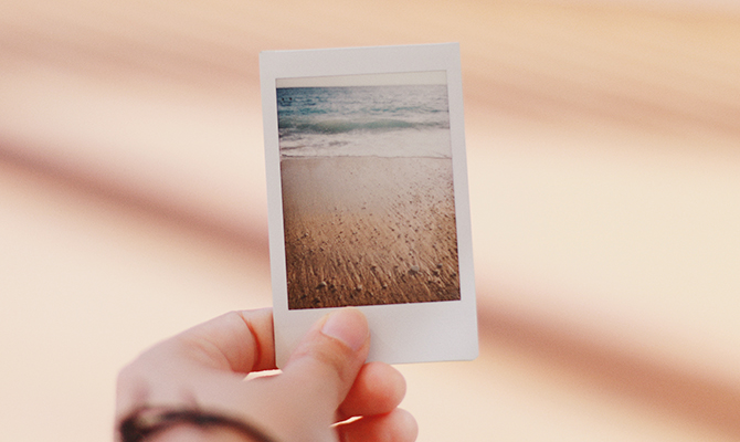 Instax photo gift