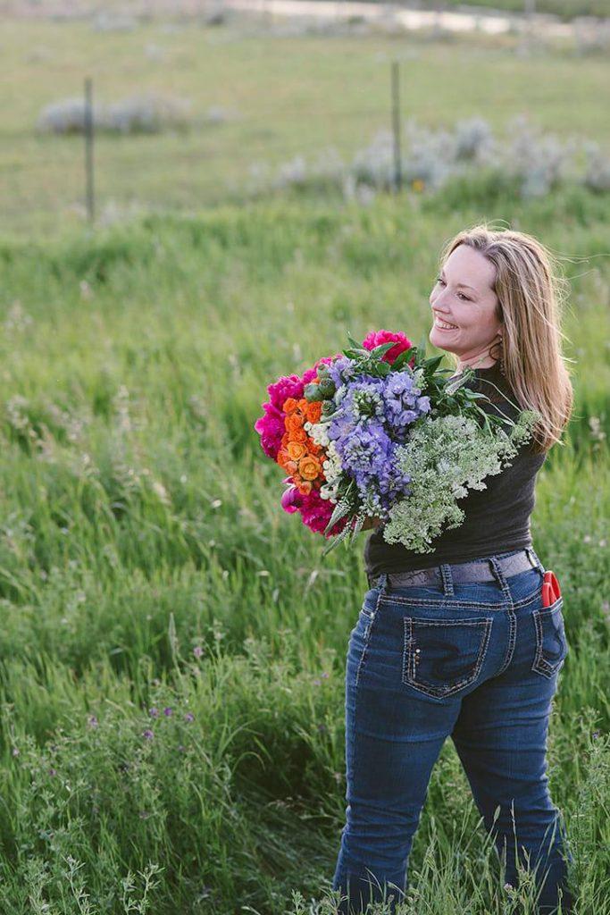 Poppy Parsons of Smart Flowers