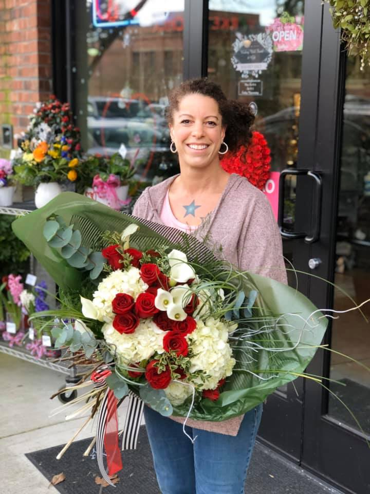 Selena Ross of Wishing Well Flowers and Gifts